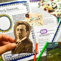 La mia storia dell'Arte: Vasily Kandinsky